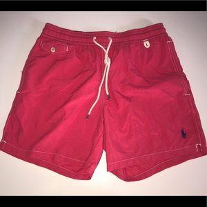 Polo Ralph Lauren swimwear bathing suit trunks m